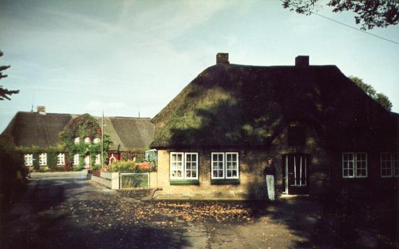 Elternhaus in Schwabstedt (2003)