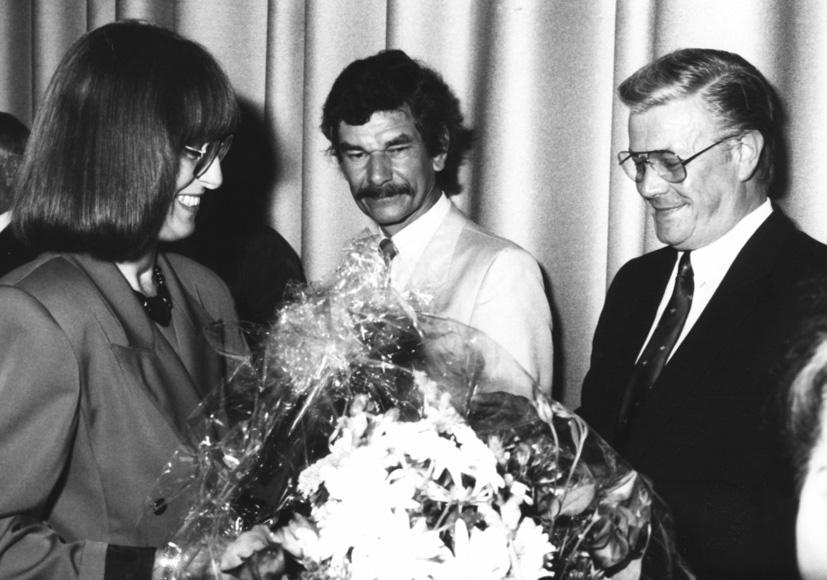 Überreichung des Dr.-Hoch-Preises Neumünster (1988)